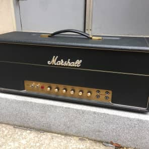 Marshall 1959HW Handwired Plexi 100-Watt Tube Guitar Amp Head