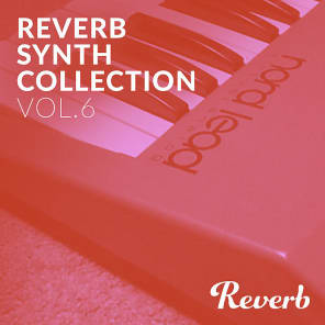 Reverb Nord Lead I Synth Collection Sample Pack by Rik Marston