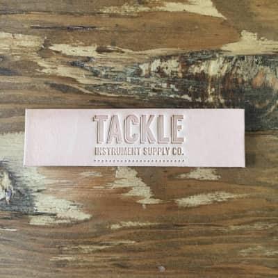 Tackle Bass Drum Hoop Protector - Natural