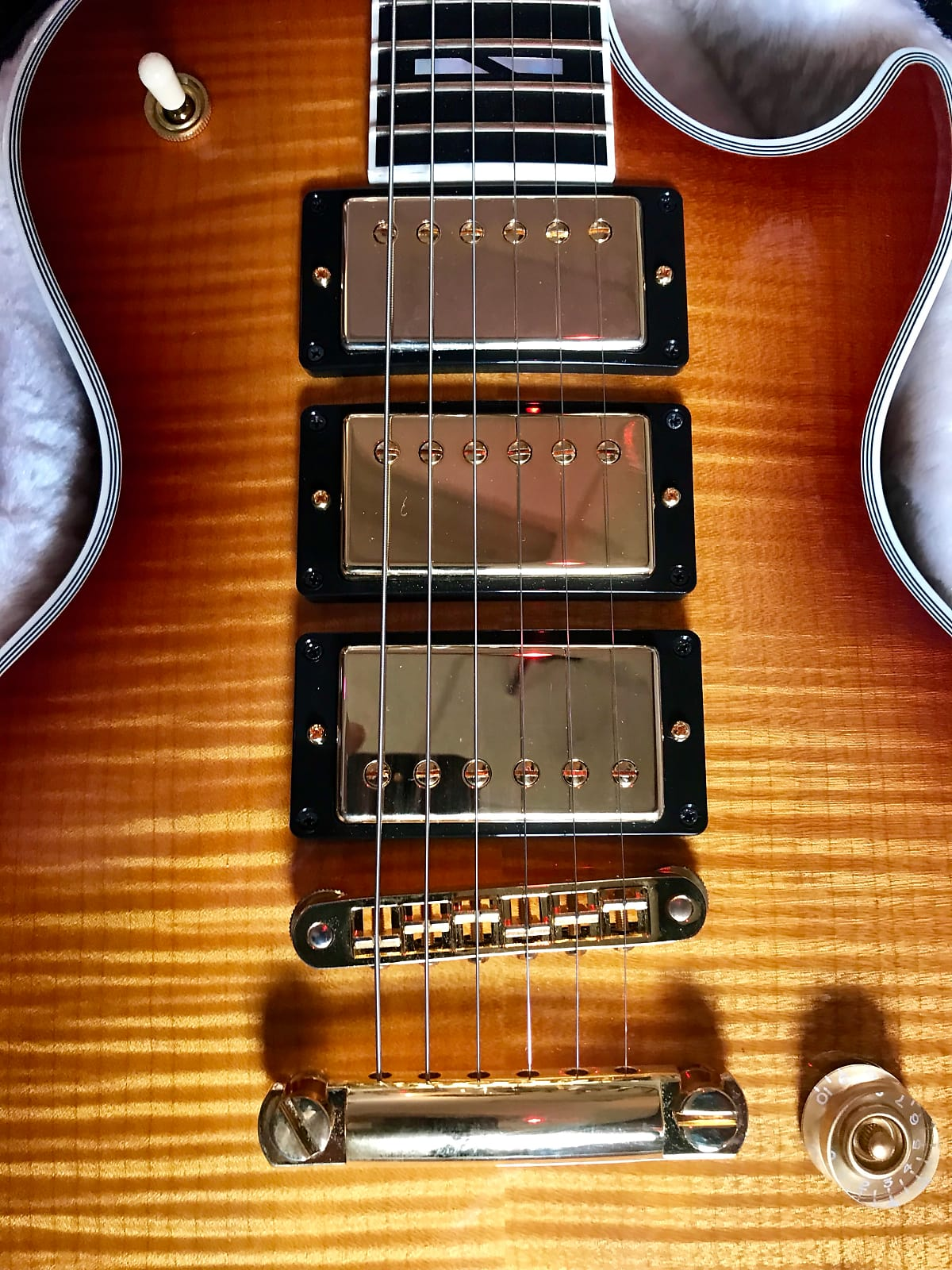 Gibson Les Paul Supreme 3 Pickup Special Edition 2014 Classic 3pickup Electric Guitar With Case