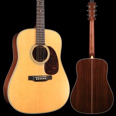 Martin D-28 (2017) Standard Series (Case Included) S/N 2284239 4lbs 5.7oz USED for sale