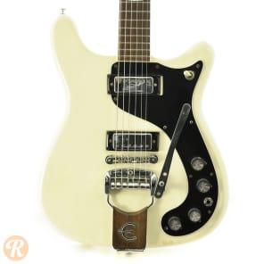 Epiphone Crestwood Custom White 1967