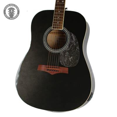 Randy Jackson Studio Series Acoustic Guitar in Black for sale