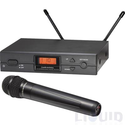 Audio-Technica ATW-2120AI 2000 Series Wireless Handheld Microphone System