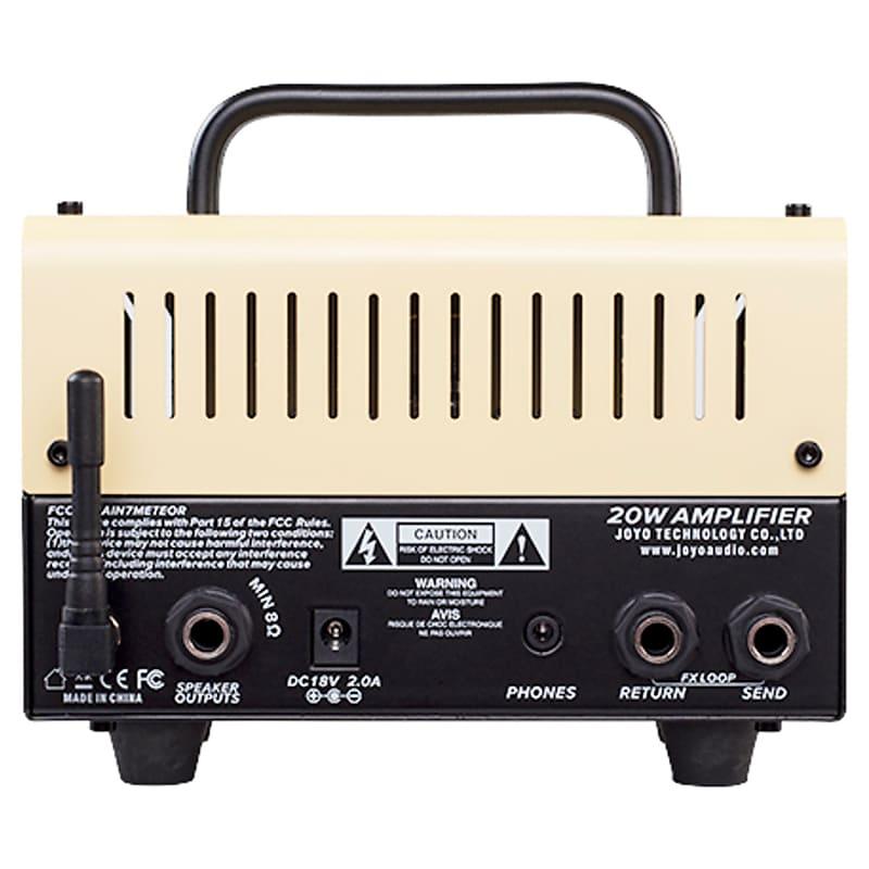 joyo bantamp meteor modern british compact amplifier head reverb. Black Bedroom Furniture Sets. Home Design Ideas