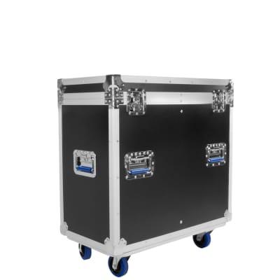 """OSP ATA-SPKR-MD Top Loading Speaker Case - Fits Most 12"""" Speakers"""