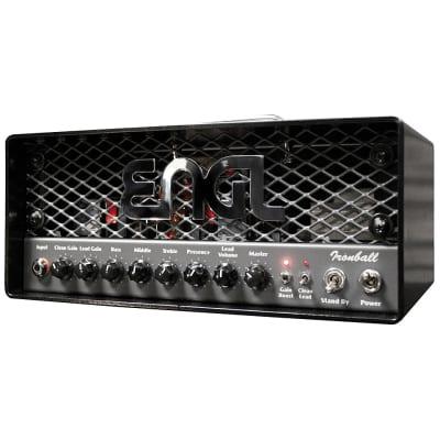 Engl Ironball Type E606 2-Channel 20-Watt Lunchbox Guitar Amp Head
