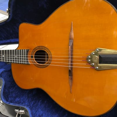 AJL 503 2007 Brazilian Rosewood with aged top for sale