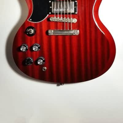 Epiphone G-400 Pro SG Left-Handed Cherry for sale