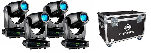 american dj focus spot three z dj stage lighting reverb
