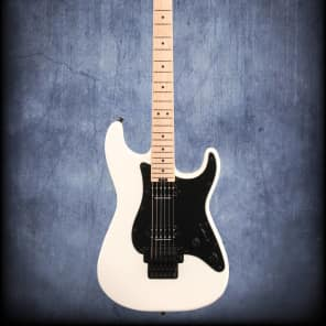 Charvel Pro Mod So Cal SC1 HH FR Snow White for sale