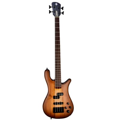 Spector USA Forte 4 Neck Thru Satin Tobacco - 8.3 lbs - #183 - All offers considered, don't be shy!