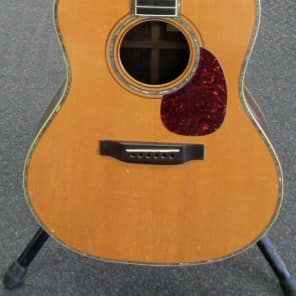1980 David S. Daily Brazilian Rosewood Acoustic Non Classical Guitar #18 w/George Gruhn Appraisal for sale