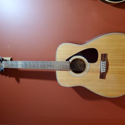 Yamaha  FG-312 1970's 12-String (Natural)