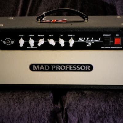 Mad Professor Old School 21, handwired head for sale