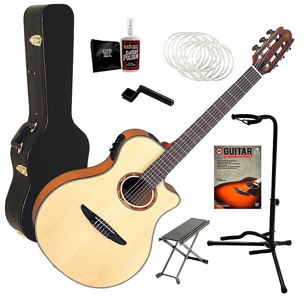 yamaha ntx900fm nylon string acoustic electric guitar reverb. Black Bedroom Furniture Sets. Home Design Ideas