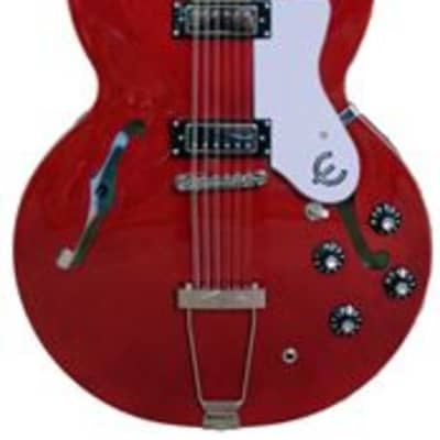 Epiphone Exclusive Riviera 12-String Electric Guitar Cherry for sale