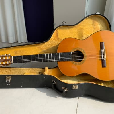 1960s Aria A558  Solid Vintage Masterbuilt Classical Guitar   Japan Ryoji Matsuoka for sale