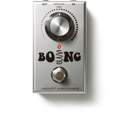 J. Rockett Audio Designs - Boing Spring Reverb + Free Shipping for sale