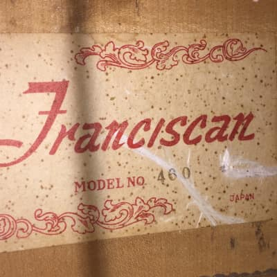 Franciscan 460 MIJ for sale