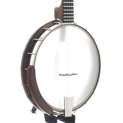 Nechville Atlas Deluxe Openback Banjo & Case for sale