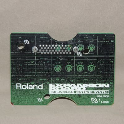 Roland SR-JV80-04 Vintage Synth Expansion Board [Three Wave Music]