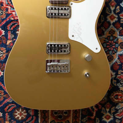 Fender Telecaster Carbonita Limited Edition  Aztec Gold