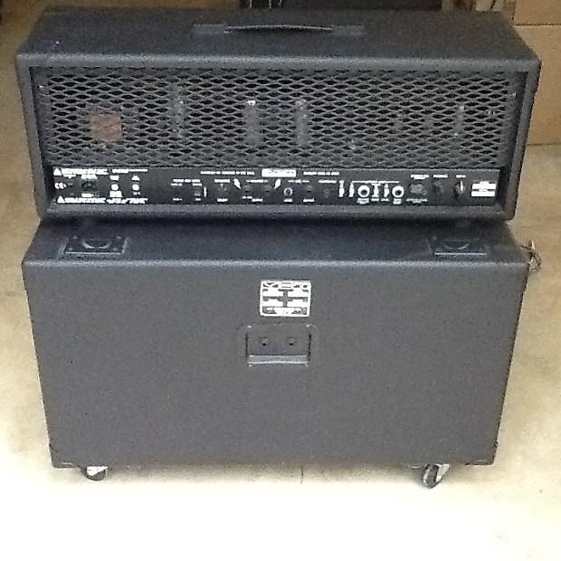 VHT Fat Bottom 2X12 Black , Excellent , Speaker Cabinet | Reverb