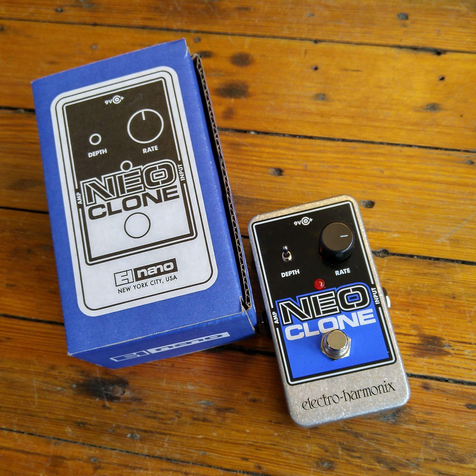 Electro-Harmonix Neo Clone Analog Chorus