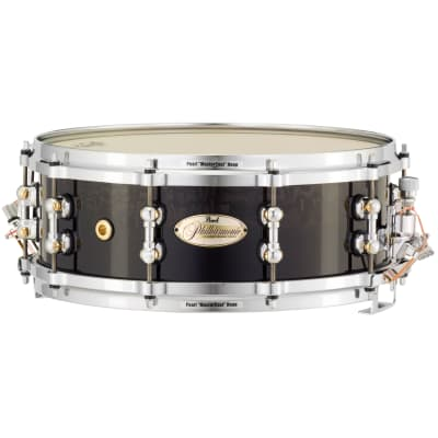 """Pearl PHTRF1450/C Limited Edition Philharmonic 14x5"""" 20-Ply Maple/Birch/Tamo Concert Snare Drum"""