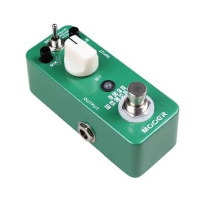 MOOER LOFI Machine Micro Guitar Effect Pedal