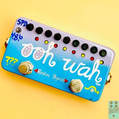 Zvex Ooh Wah - Hand Painted by Myrold 2002!