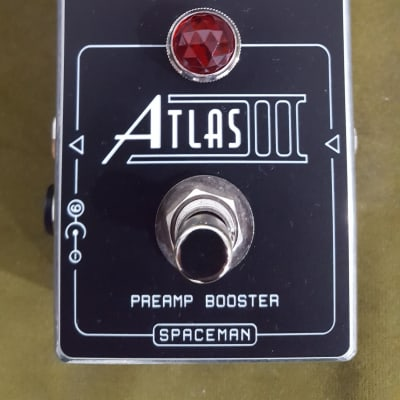 Spaceman Effects Atlas III Discrete Preamp Booster