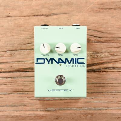 Vertex Effects Dynamic Distortion MKII Seafoam