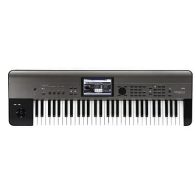 Korg Krome EX61 61-Key Keyboard Workstation (Used/Mint)