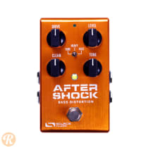 Source Audio Aftershock Bass Distortion 2010s Orange image