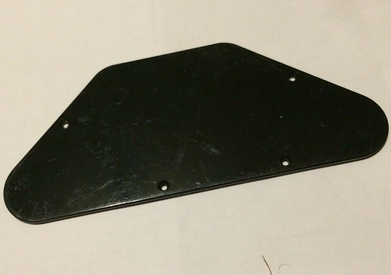 GIBSON SG Standard Control Plate Black