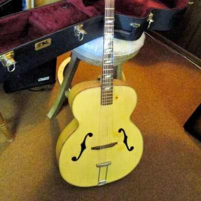 SHERWOOD Vintage 1954 Archtop Acoustic Guitar for sale