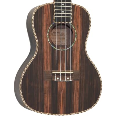 Freshman UKEBONYCON Ebony Concert Ukulele for sale