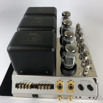McIntosh MC275 MK IV Stereo Tube Power Amplifier 2004 - 2006