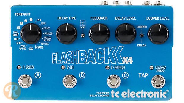 e0c0db624c84d5 TC Electronic Flashback X4 Delay Price Guide