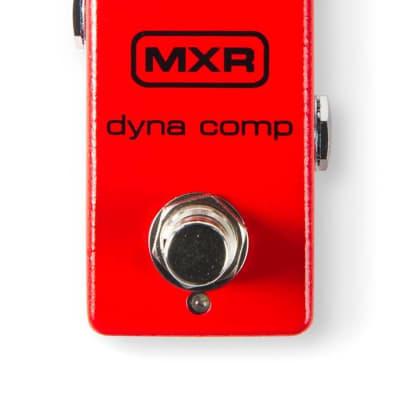 MXR M291 Dyna Comp Mini Compressor Pedal Guitar Effect Pedal
