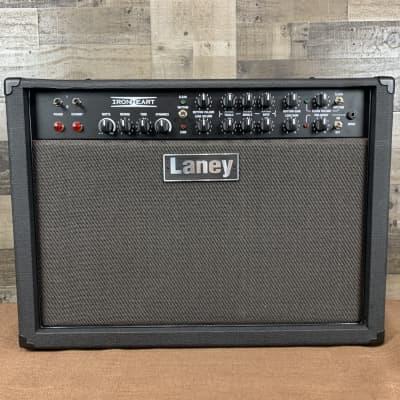 """Laney Ironheart IRT60-212 60-Watt 2x12"""" Tube Guitar Combo"""