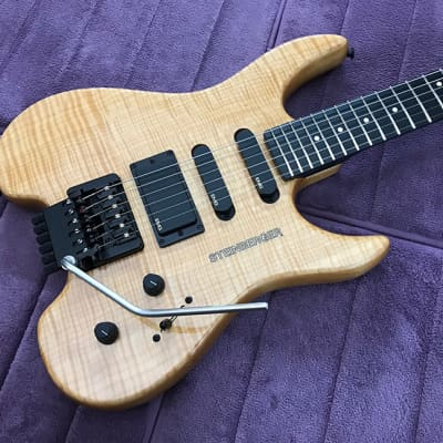 Original USA-Built Steinberger GM4T TransTrem Guitar- Restored by Jeff Babicz! - HeadlessUSA for sale