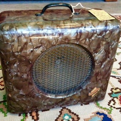 1950- Dickerson Model 8  (Pre-Magnatone) Lap Steel amplifier for sale