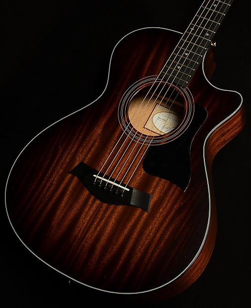 taylor 322ce 12 fret 2018 wildwood guitars reverb