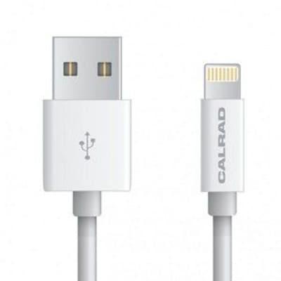 Calrad 42-116-6 CERTIFIED IPOD LIGHTNING TO USB 6FT