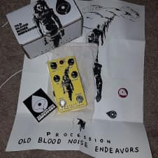 Old Blood Noise Endeavors Procession V2  Yellow