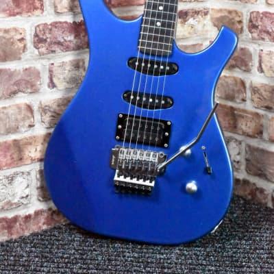 Larrivee LS-4 HSS (1988) - Roc Blue for sale