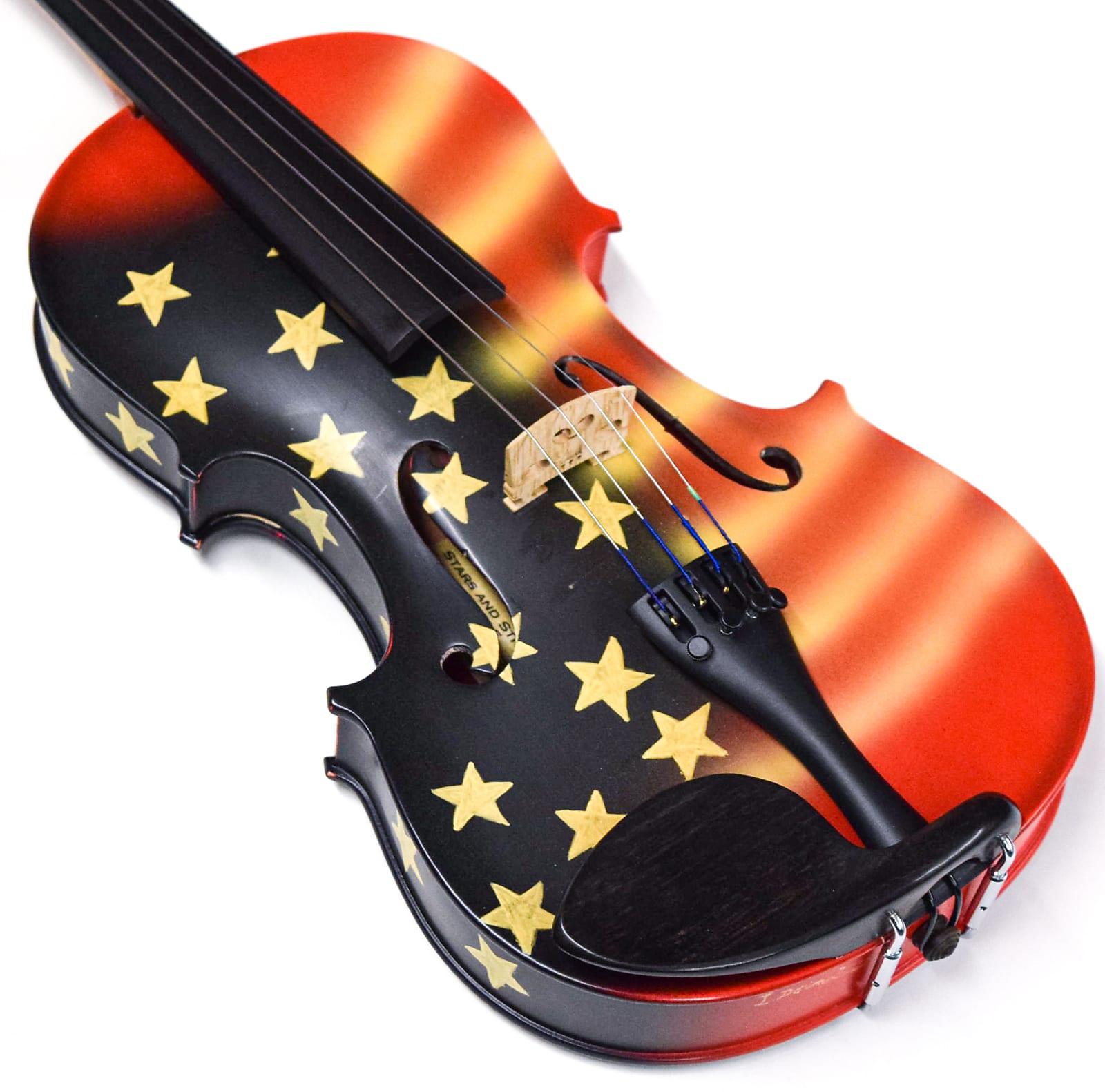 Stars and Stripes 4/4 Violin